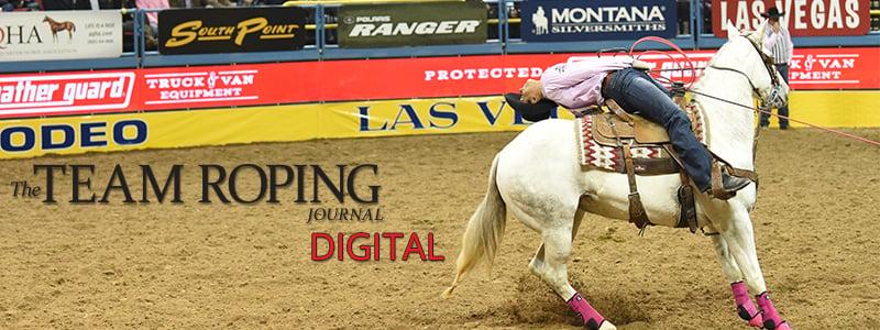 Team Roping Journal Digital Subscription